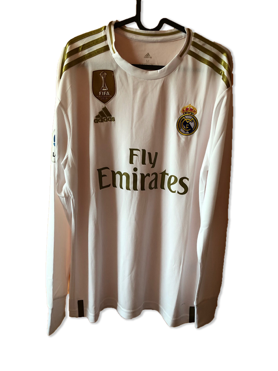 Real Madrid 19/20 hazai mez