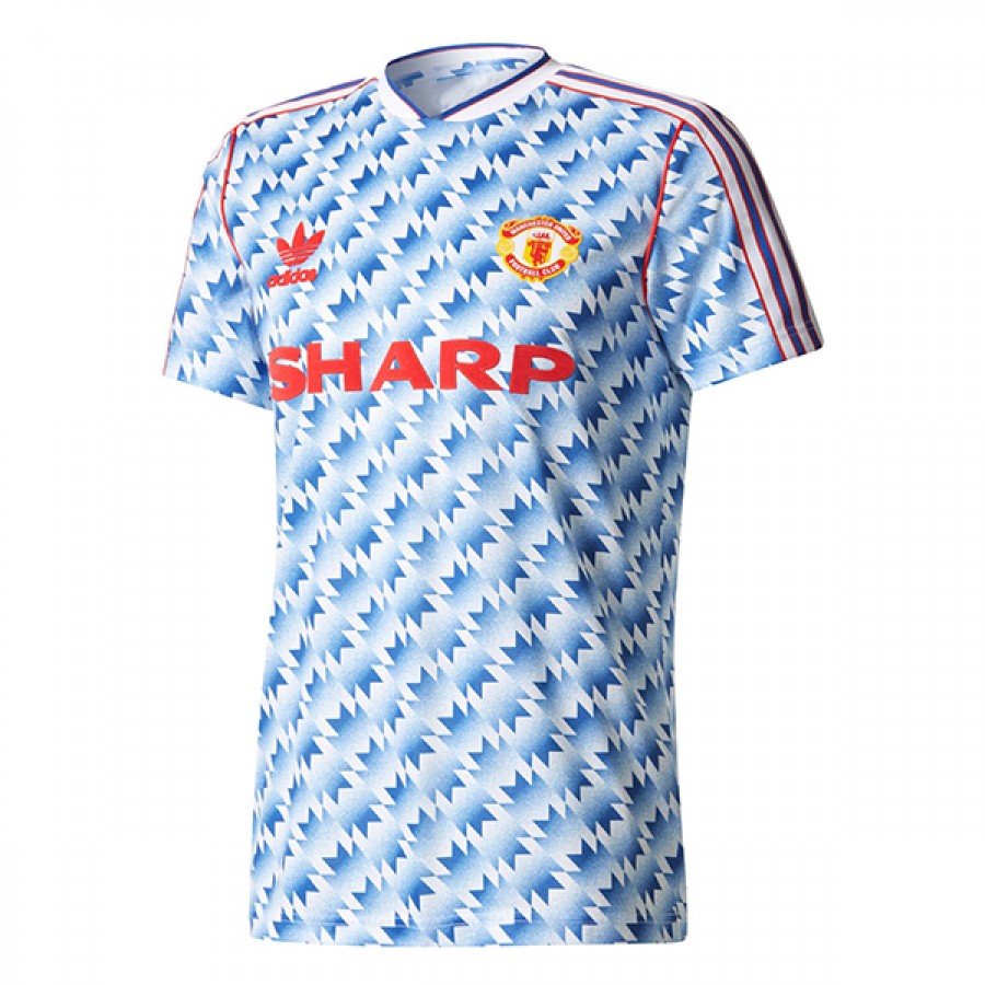 MAN UTD 90-92 RETRO mez