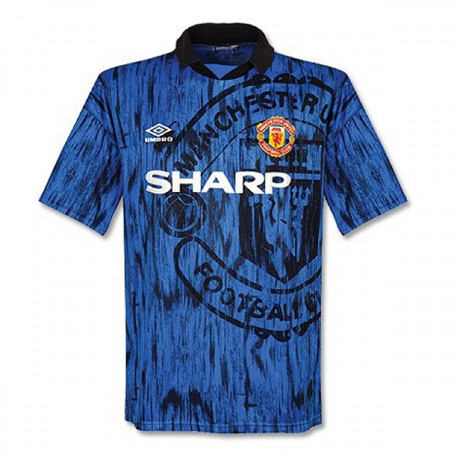 MAN UTD 92-93 RETRO mez