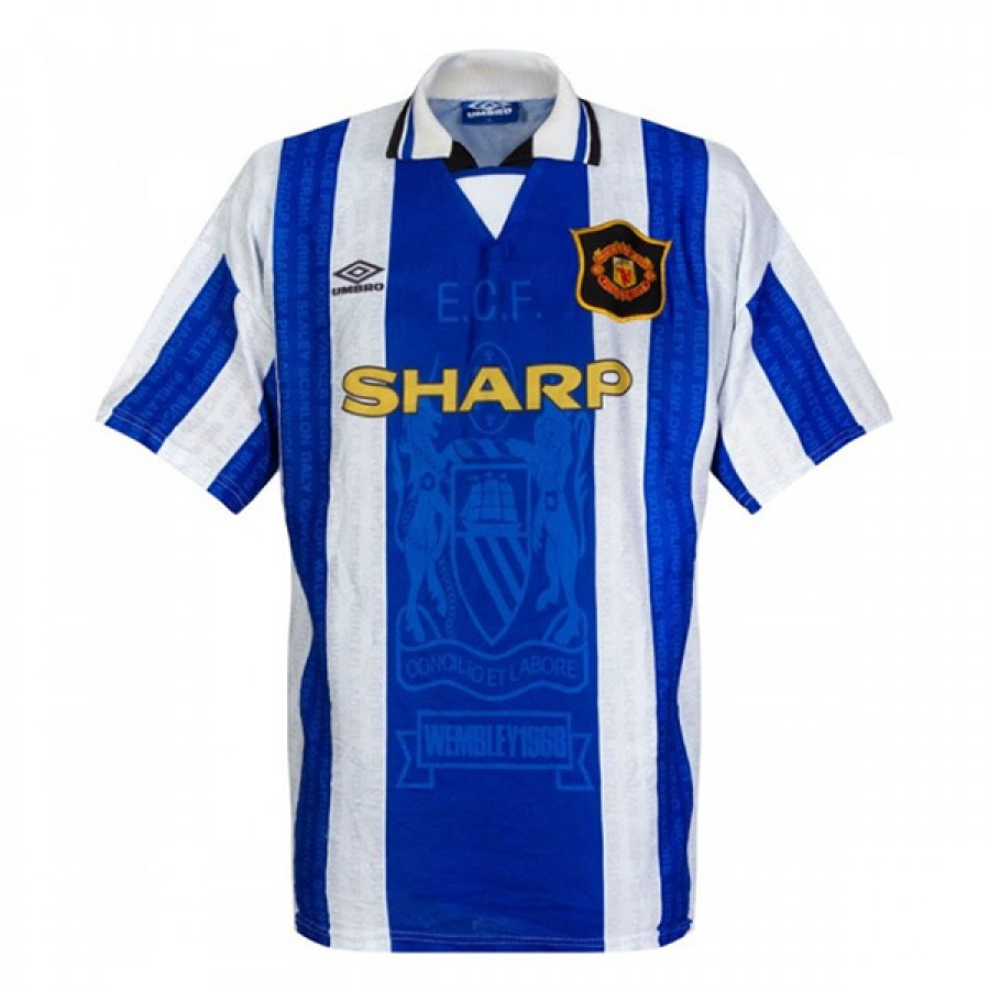 MAN UTD 94-96 RETRO mez