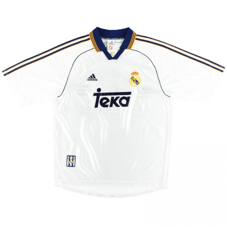 Real Madrid 98-00 RETRO mez