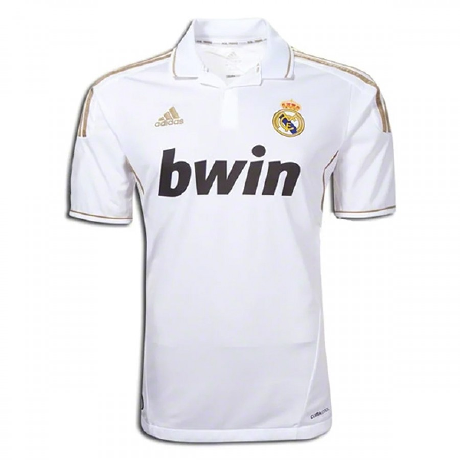 Real Madrid 11-12 RETRO mez
