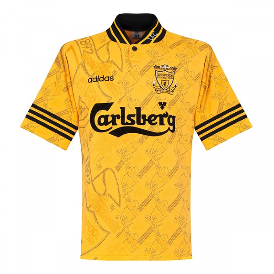 Liverpool 94-95 RETRO mez