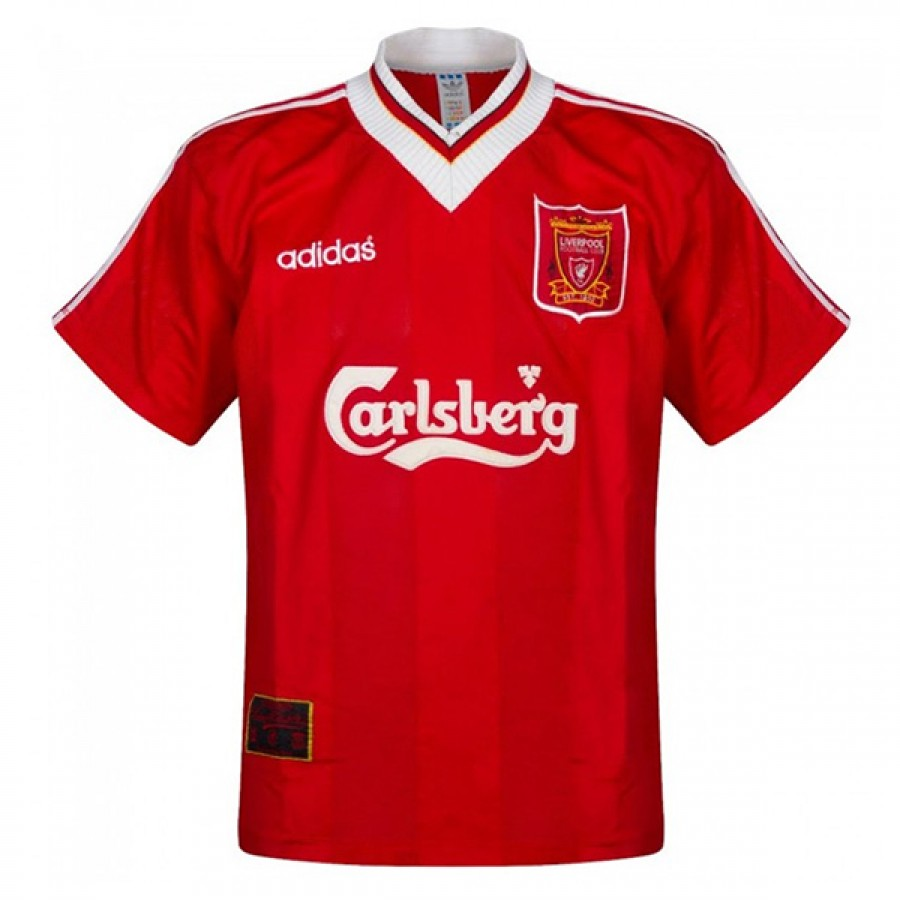 Liverpool 95-96 RETRO mez
