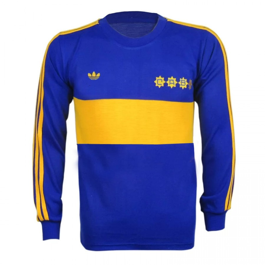 Boca Juniors 1981 RETRO mez