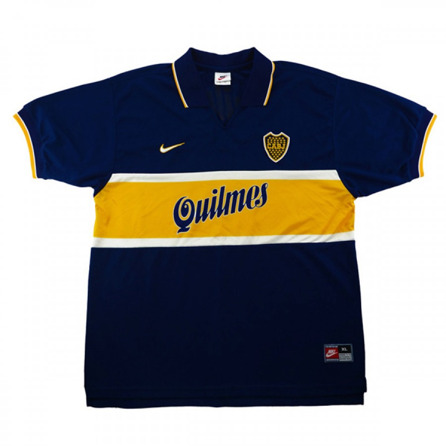 Boca Juniors 97-98 RETRO mez