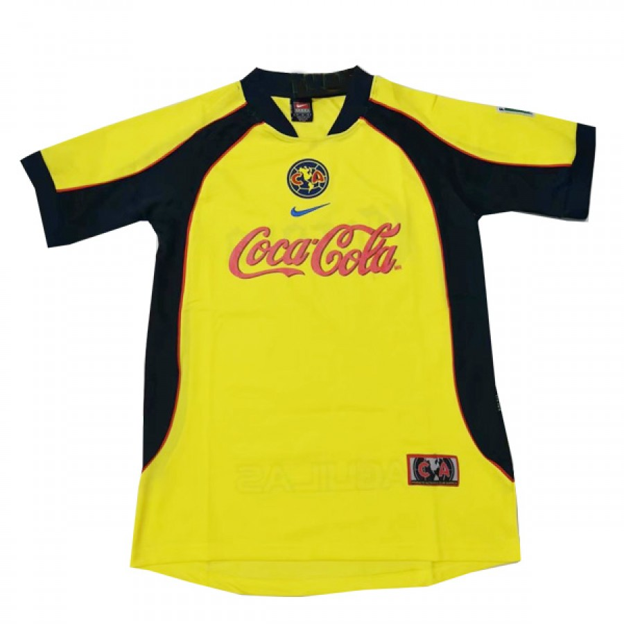 Club America 01-02 RETRO mez